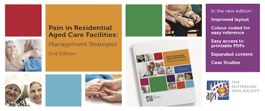 Pain in Residential Aged Care Facilities: Management Strategies, 2nd Edition