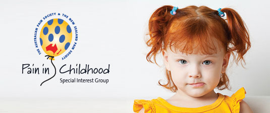 Special Interest Group - Pain In Childhood... more